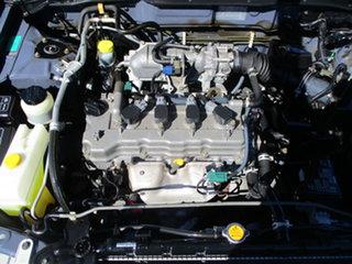 2005 Nissan Pulsar N16 MY04 Q Grey 4 Speed Automatic Sedan