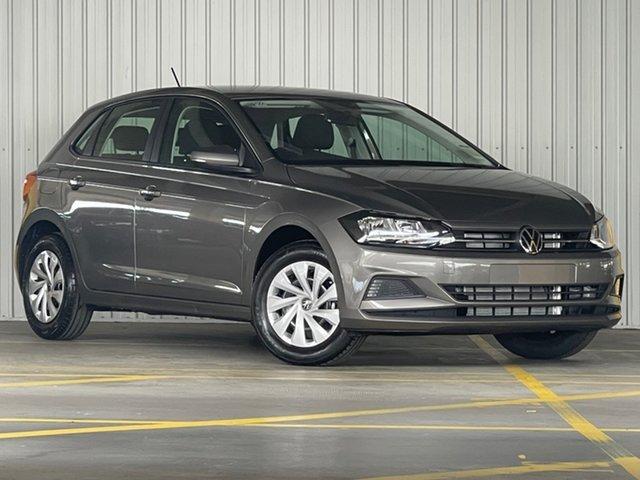 New Volkswagen Polo AW MY21 70TSI DSG Trendline Moorabbin, 2021 Volkswagen Polo AW MY21 70TSI DSG Trendline Grey 7 Speed Sports Automatic Dual Clutch Hatchback