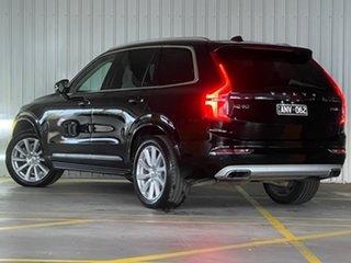 2017 Volvo XC90 L Series MY17 D5 Geartronic AWD Inscription Black 8 Speed Sports Automatic Wagon.