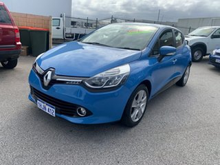 2016 Renault Clio X98 Expression 6 Speed Automated Manual Hatchback.