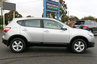 2012 Nissan Dualis J10W Series 3 MY12 ST Hatch X-tronic 2WD Silver 6 Speed Constant Variable