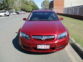 2007 Holden Commodore VE Lumina Maroon 4 Speed Automatic Sedan.