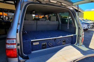 2004 Toyota Landcruiser UZJ100R GXL Grey 5 Speed Automatic Wagon