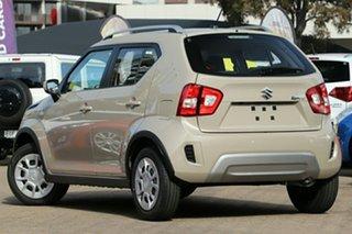 2021 Suzuki Ignis MF Series II GL Ivory 1 Speed Constant Variable Hatchback.