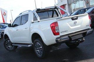 2017 Nissan Navara D23 S2 ST-X White 7 Speed Sports Automatic Utility.