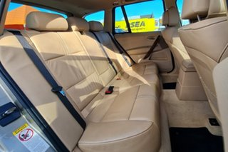 2008 BMW X3 E83 MY09 xDrive20d Steptronic Lifestyle Bronze 6 Speed Automatic Wagon
