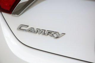 2016 Toyota Camry ASV50R Altise White 6 Speed Sports Automatic Sedan
