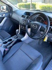 2014 Mazda BT-50 UP0YF1 XTR Freestyle White 6 Speed Sports Automatic Utility.