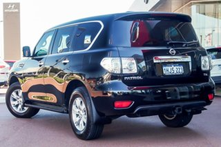 2013 Nissan Patrol Y62 TI-L Black 7 Speed Sports Automatic Wagon.