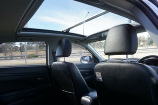 2016 Mitsubishi ASX XB MY15.5 XLS Silver 6 Speed Sports Automatic Wagon