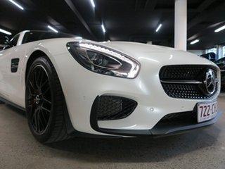 2017 Mercedes-Benz AMG GT C190 807MY S SPEEDSHIFT DCT Diamond White 7 Speed.