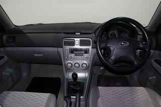 2003 Subaru Forester 79V MY03 X AWD White 5 Speed Manual Wagon