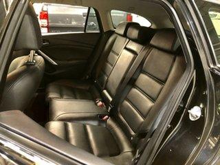 2014 Mazda 6 GJ1022 GT SKYACTIV-Drive Black 6 Speed Sports Automatic Wagon