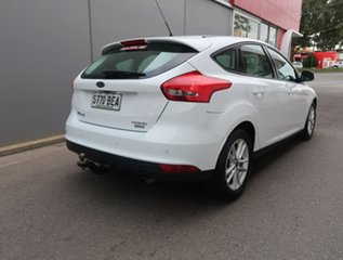 2016 Ford Focus LZ Trend White 6 Speed Manual Hatchback