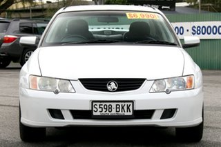2003 Holden Commodore VY II 25th Anniversary White 4 Speed Automatic Sedan
