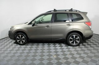 2017 Subaru Forester S4 MY18 2.5i-L CVT AWD Brown 6 Speed Constant Variable Wagon