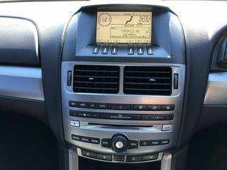 2010 Ford Falcon FG G6 50th Anniversary Grey 6 Speed Sports Automatic Sedan