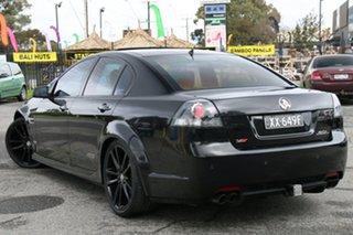 2008 Holden Commodore VE MY09 SS V 60th Anniversary Black 6 Speed Sports Automatic Sedan.
