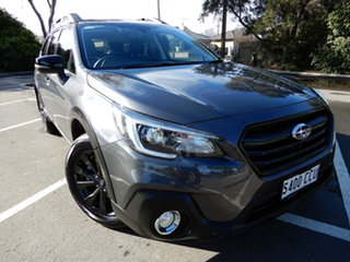 2019 Subaru Outback B6A MY19 2.5i-X CVT AWD Magnetite Grey 7 Speed Constant Variable Wagon.