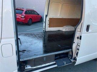2012 Toyota HiAce KDH221R MY12 Upgrade SLWB White Van