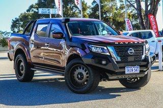2021 Nissan Navara D23 MY21 ST-X Brown 7 Speed Sports Automatic Utility.