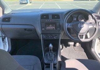 2015 Volkswagen Polo MY15 Trendline Alaskan White Automatic Hatchback