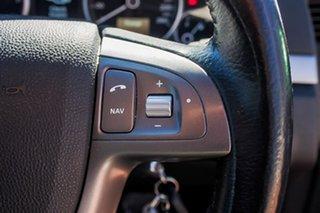 2010 Holden Berlina VE II Grey 6 Speed Sports Automatic Sedan