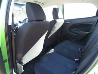 2011 Mazda 2 DE10Y1 MY11 Neo Green 4 Speed Automatic Hatchback