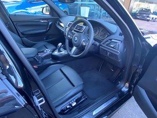 2016 BMW 125i F20 LCI MY18 M Sport Black Sapphire 8 Speed Automatic Hatchback