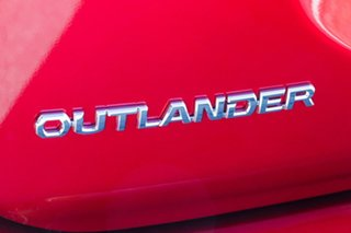 2021 Mitsubishi Outlander ZL MY21 ES 2WD Red Diamond 6 Speed Constant Variable Wagon