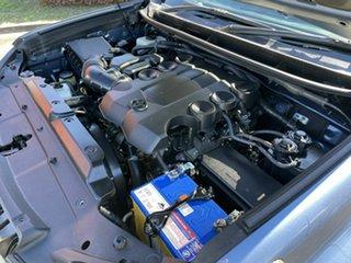 2010 Toyota Landcruiser Prado GRJ150R GXL Blue 5 Speed Automatic Wagon