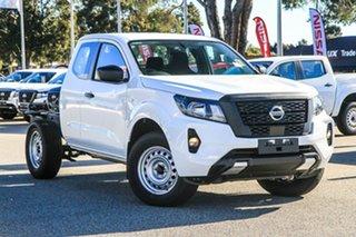 2021 Nissan Navara D23 MY21 SL King Cab 4x2 Polar White 7 Speed Sports Automatic Cab Chassis.