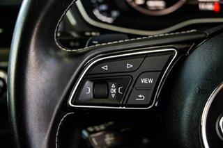 2017 Audi S5 F5 MY17 3.0 TFSI Quattro Grey 8 Speed Automatic Tiptronic Coupe