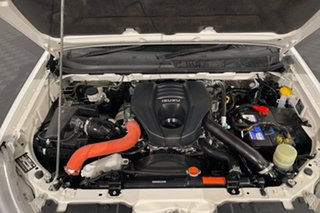 2017 Isuzu D-MAX MY17 SX Splash 6 speed Automatic Cab Chassis
