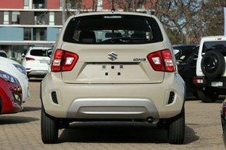 2021 Suzuki Ignis MF Series II GL Ivory 1 Speed Constant Variable Hatchback