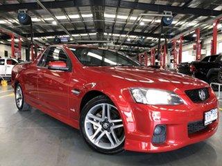 2010 Holden Ute VE II SV6 6 Speed Manual Utility.