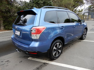 2017 Subaru Forester S4 MY18 2.5i-L CVT AWD Blue 6 Speed Constant Variable Wagon