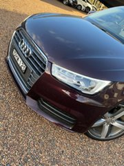 2016 Audi A1 8X MY16 Sportback S Tronic Red 7 Speed Sports Automatic Dual Clutch Hatchback