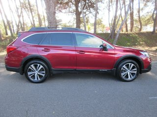 2018 Subaru Outback B6A MY18 2.5i CVT AWD Premium Red/fleather 7 Speed Constant Variable Wagon.