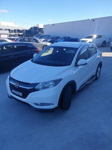 Used Honda HR-V MY15 VTi Liverpool, 2015 Honda HR-V MY15 VTi White 1 Speed Constant Variable Hatchback