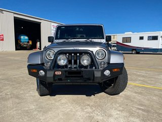 2013 Jeep Wrangler JK MY2014 Unlimited Freedom Silver 6 Speed Manual Softtop