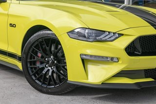 2021 Ford Mustang FN 2021.50MY GT Yellow 10 Speed Sports Automatic Fastback.
