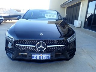 2019 Mercedes-Benz A250 W177 MY20.5 4Matic Black Diamond 7 Speed Auto Dual Clutch Hatchback.