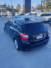 2015 Subaru Impreza G4 MY14 2.0i-S Lineartronic AWD Black 6 Speed Constant Variable Hatchback.