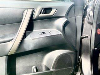 2008 Toyota Kluger GSU40R KX-S (AWD) Grey 5 Speed Automatic Wagon