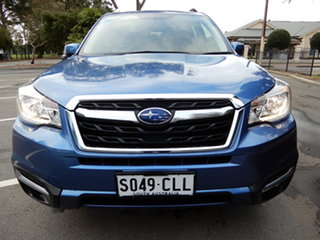 2017 Subaru Forester S4 MY18 2.5i-L CVT AWD Blue 6 Speed Constant Variable Wagon.