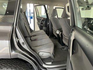 2010 Toyota Landcruiser Prado KDJ150R GXL Grey 6 Speed Manual Wagon