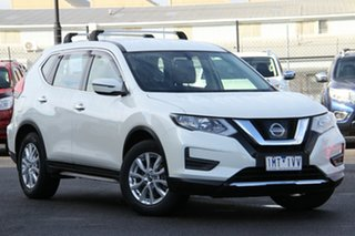 2018 Nissan X-Trail T32 Series II ST X-tronic 4WD White 7 Speed Constant Variable Wagon.