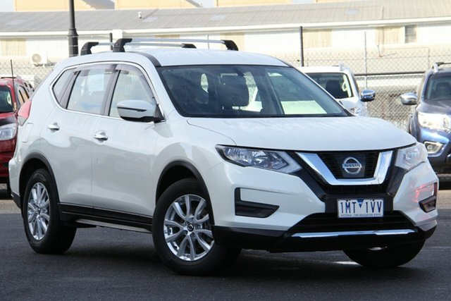 Used Nissan X-Trail T32 Series II ST X-tronic 4WD Essendon Fields, 2018 Nissan X-Trail T32 Series II ST X-tronic 4WD White 7 Speed Constant Variable Wagon