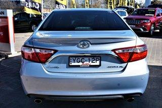 2015 Toyota Camry ASV50R Atara SL Blue 6 Speed Sports Automatic Sedan